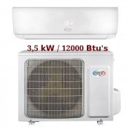 Air Conditioner Monosplit Inverter 12000 Btu's - ECOLIGHT