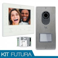 KIT VIDEO INTERCOM BPT FUTURA 1 MONITOR 7""
