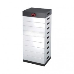 Battery with BYD B-BOX 2.5kW cabinet