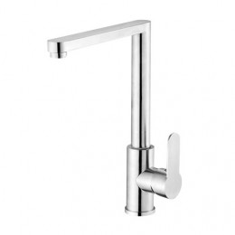 Monocommand Kitchen High Spout Quadrado | INOX
